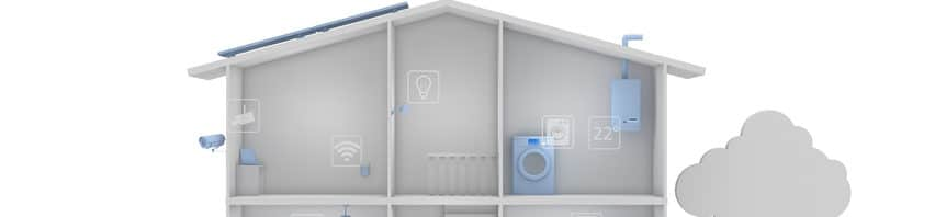 types of home automation systems