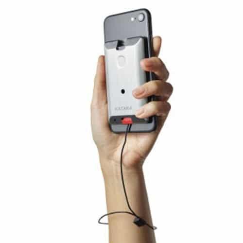 katana safety arc personal alarm system